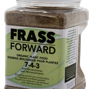 Frass Forward 100% Organic cricket frass (insect manure) and organic waste; a   product of cricket farming.